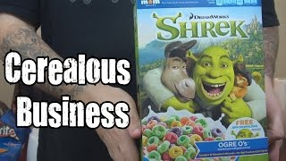 Cerealous Business - Shrek Ogre O's Cereal
