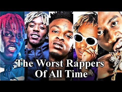 Top 50 - The Worst Rappers Of All Time (Part 2)