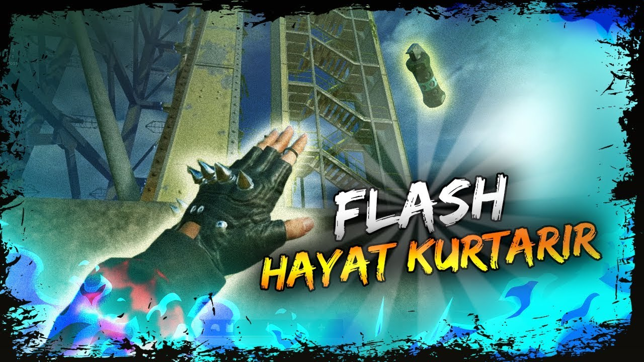 FLASH HAYAT KURTARIR [PUBG]