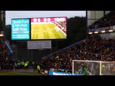 Burnley vs Chelsea arfield goal