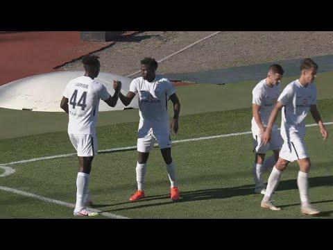 Metta LU Riga FS BFC Daugavpils Goals And Highlights