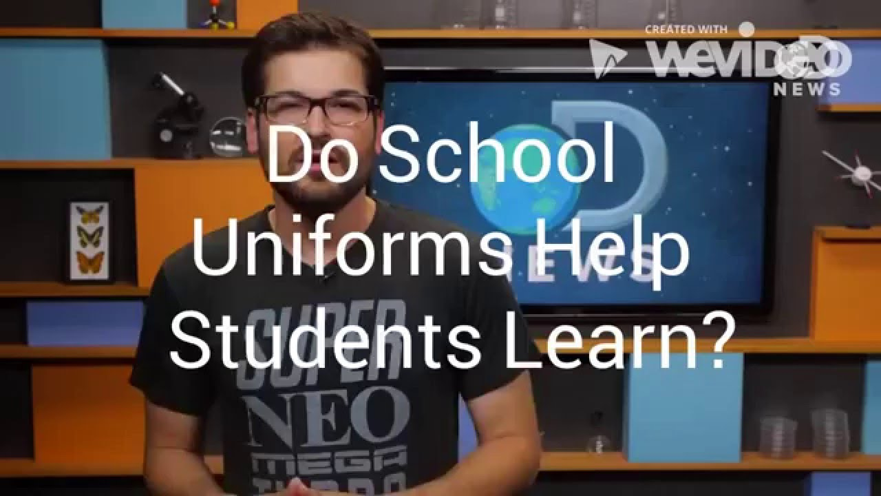 how do uniforms help students