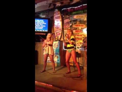 Spring break 2012 karaoke!