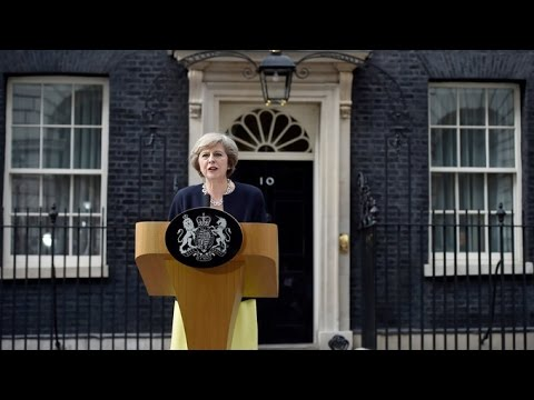 The Appointment of Theresa May 2016