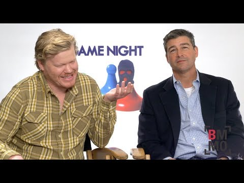 Jesse Plemons & Kyle Chandler Interview - Game Night