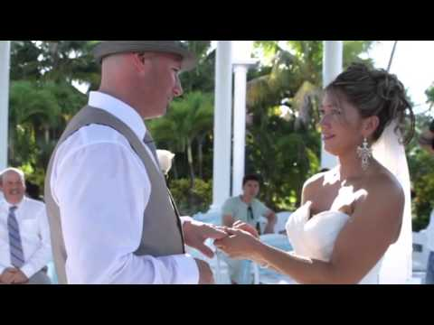 Nadine & Mike's Tropical Fairytale Wedding NOV.7/2012