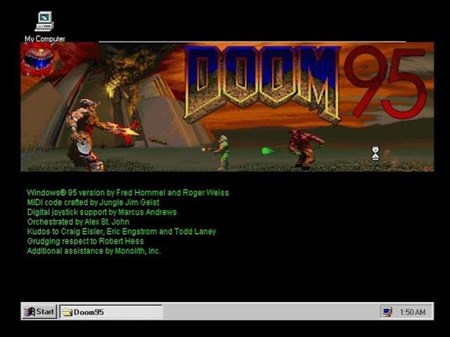 Run Windows 95 in Ubuntu As An Electron App - DebugPoint com