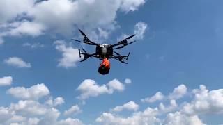 SAR Spec Payload Drop - Tetra Drones