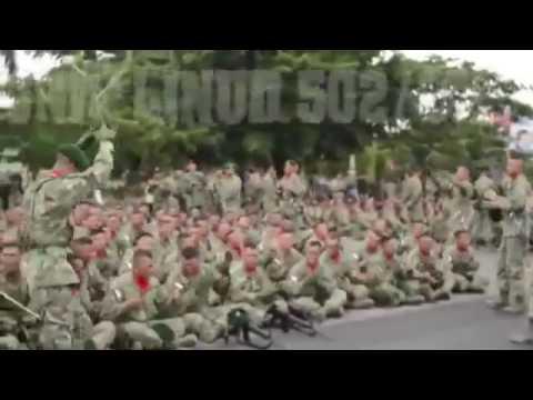 Linud Airborne Cadence Song