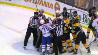 Carey Price Vs Milan Lucic thumbnail