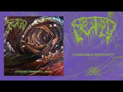 FETID - Consumed Periphery (From 'Steeping Corporeal Mess' LP, 2019)