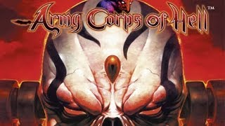 CGRundertow ARMY CORPS OF HELL for PlayStation Vita Video Game Review