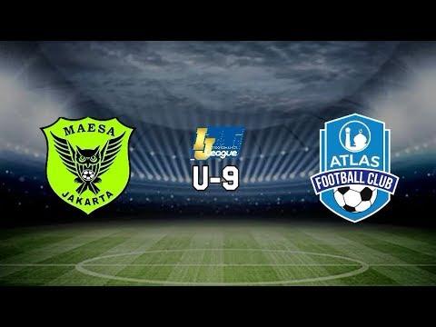 Maesa Cijantung vs Atlas Football Club [Indonesia Junior League 2019] [U-9] 7-7-2019
