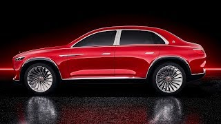 Mercedes В Пекине: Maybach На Китайских Шинах И Седан А-Класса