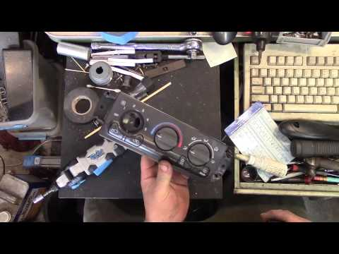 tahoe gm blower switch troubleshooting repair tahoe gm blower switch troubleshooting repair