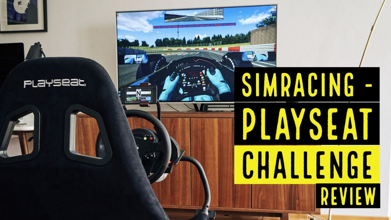 The Pimp My Playseat Challenge - How Good Can It Really Be?!