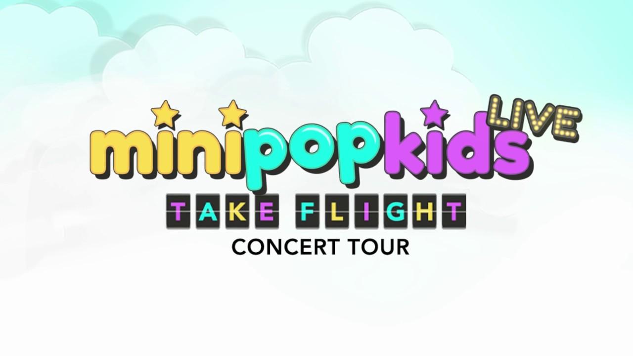 Mini Pop Kids Take Flight Canadian Tour Get Your Tickets Youtube