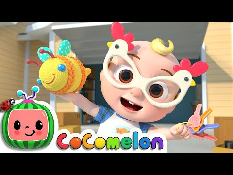 Garage Sale Song   CoComelon Nursery Rhymes & Kids Songs