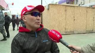 Улицы Якутска не приспособлены для передвижения людей с ограниченными возможностями