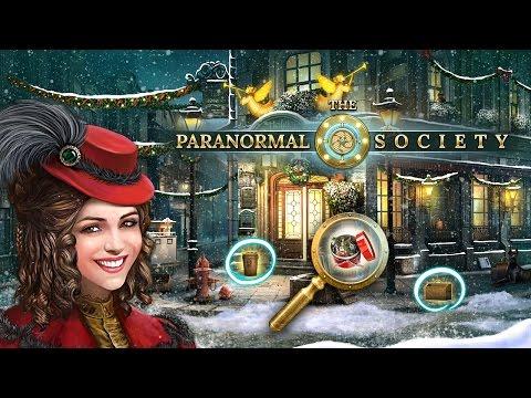 The Paranormal Society™: Hidden Adventure, December 2016