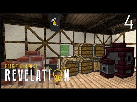 FTB 1 12 Revelation: Rustic Mod Wine Brewing and FTB Automatic Tree