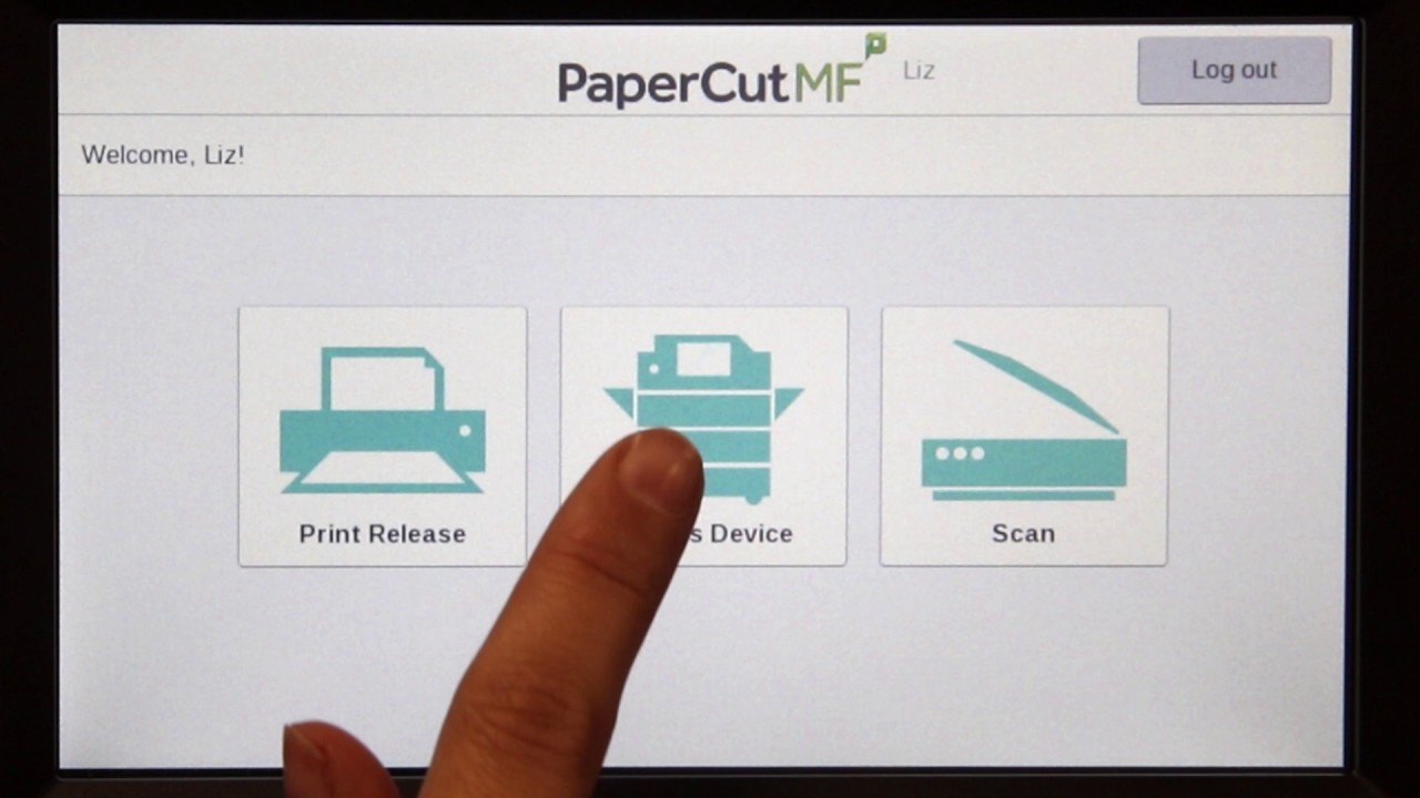 PaperCut MF - print, copy and cost control for Xerox