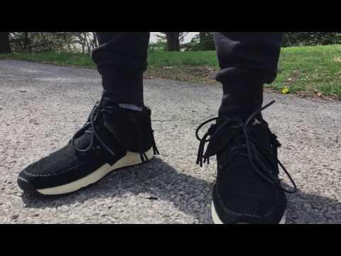 Visvim FBT Prime On Feet Slo-mo