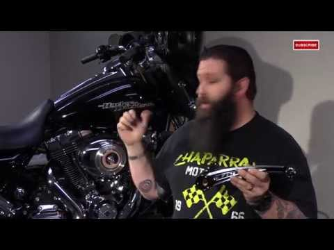 How To Install Arlen Ness Deep Cut Brake Arm Pedal Kit And Solo Deep Cut Shift Lever Tutorial