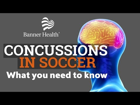 Concussions in Soccer: What You Need to Know