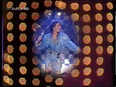 Sandra - We'll Be Together (ZDF Hitparade 1989) HD