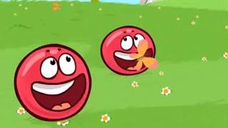Red Ball 4 level 1-4 Walkthrough