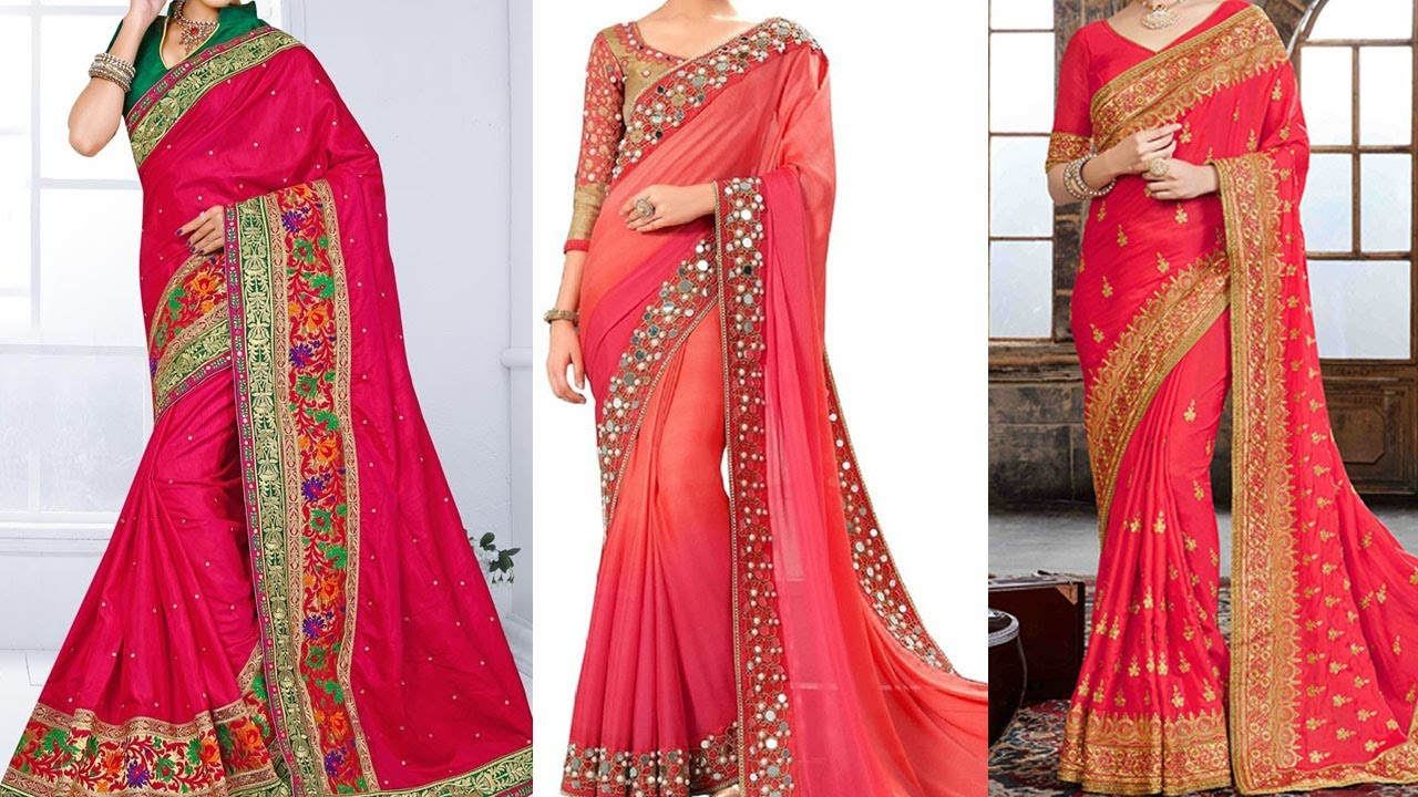 Different hairstyles to try with sarees - 3 Different Styles Of Wearing Saree To Look Slim Tall Tips Ideas To Drape Saree Pallu Perfectly