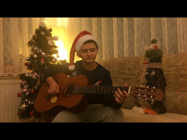 Pellumb Hajdari - Jingle Bells  (COVER)