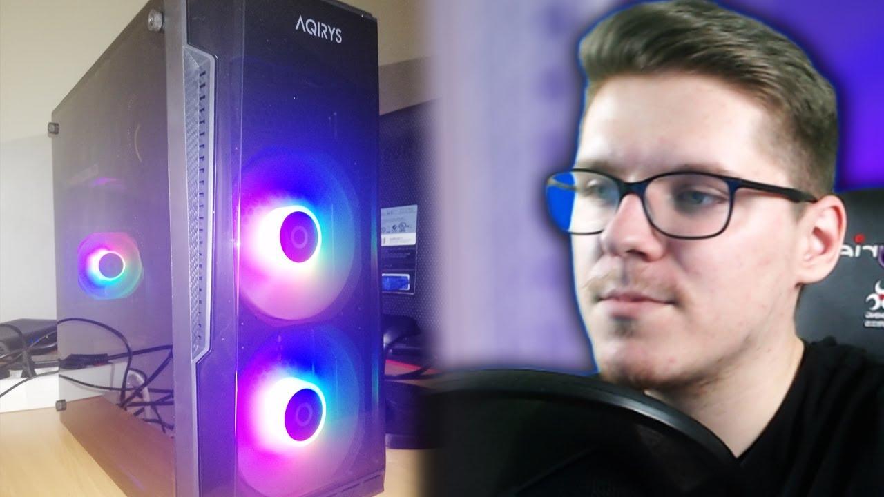 Am dat un PC DE GAMING unui ABONAT cu un SETUP FOARTE SLAB