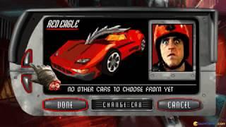 Carmageddon Max Pack gameplay (PC Game, 1998)