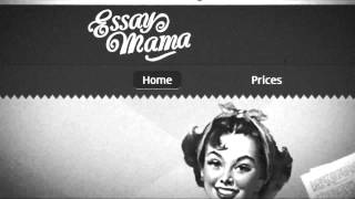 Essay Mama - The coolest Essay Writing Service