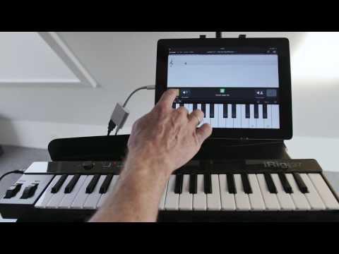 EarMaster - Music Theory & Ear Training App - Tutorial #2 - MIDI Controller