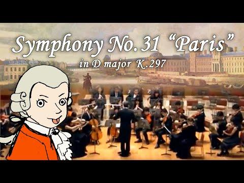 Mozart Symphony # 31 in D major; PARIS