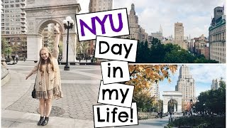 A Day in the Life of an NYU Student | GoPro HERO 4 Silver thumbnail