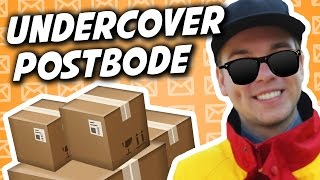 UNDERCOVER POSTBODE! [SPECIAL]
