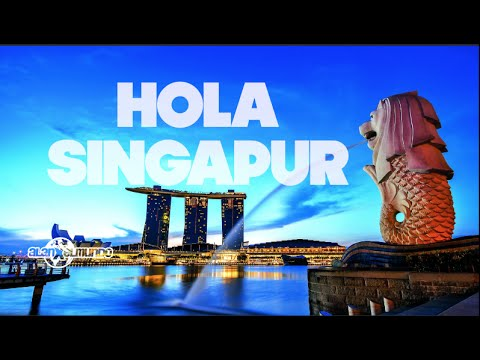 Bienvenidos a Singapur! #1