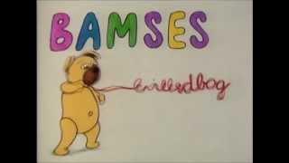 Bamses Billedbog intro (Original) HD