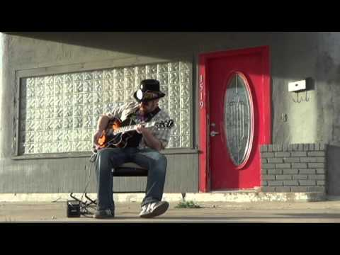 Justin James Bridges  Long Road to Nowhere Music Video