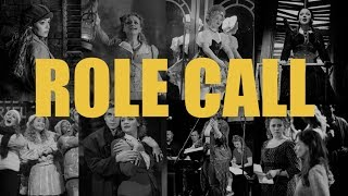 Carrie Hope Fletcher's Role Call