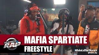 Mafia Spartiate - Freestyle #PlanèteRap