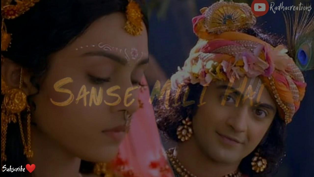 Mila Ho Tum Hum Ko || Radha krishna status || Lyrical status || Radha Creations
