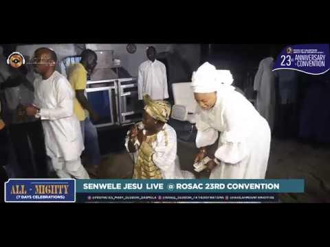 Download BUKOLA SENWELE JESU MINISTERING @ HAVILAH MOUNTAIN OF FIRE  (DADDY AND MUMMY OLUBORI)