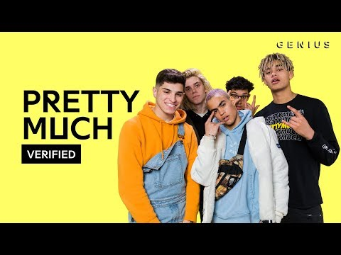 "PRETTYMUCH ""No More""   & Meaning  Verified"