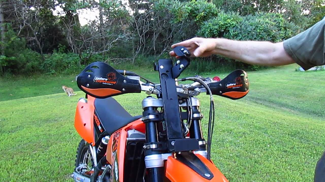 Ktm Chainsaw Rack