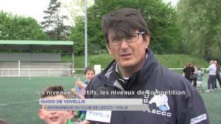 SQY : un tournoi de rugby européen pour les plus jeunes